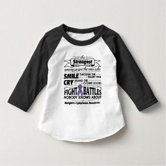 Hodgkins Lymphoma Strongest Among Us T-Shirt