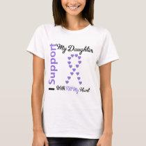 Hodgkins Lymphoma Support Daughter T-Shirt