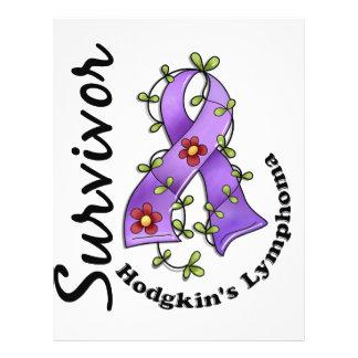 Hodgkin's Lymphoma Survivor 15 Flyer