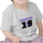 Hodgkins Lymphoma Survivor 18 Years Shirt