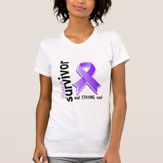 Hodgkin's Lymphoma Survivor 19 T-shirt