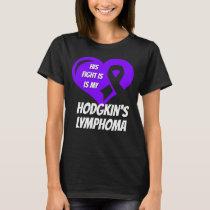 Hodgkins Lymphoma T-Shirt