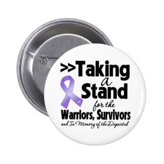 Hodgkins Lymphoma Taking a Stand Tribute Pin