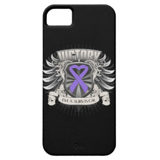 Hodgkins Lymphoma Victory iPhone 5 Covers