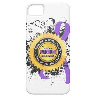 Hodgkin's Lymphoma Warrior 23 iPhone SE/5/5s Case