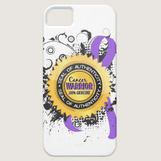 Hodgkin's Lymphoma Warrior 23 iPhone SE/5/5s Case