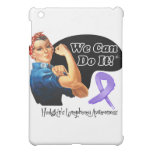 Hodgkins Lymphoma We Can Do It Rosie The Riveter iPad Mini Cover