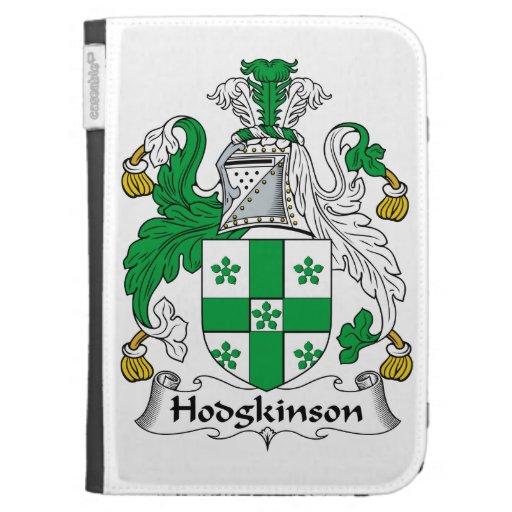 Hodgkinson Family Crest Kindle 3G Cases
