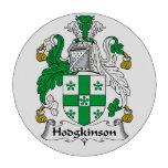 Hodgkinson Family Crest Set Of Poker Chips