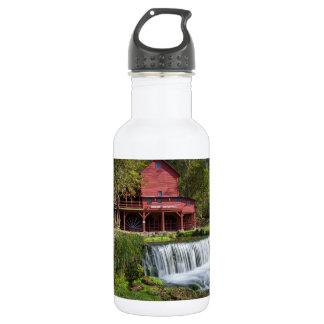 Hodgson Mill Landscape Stainless Steel Water Bottle