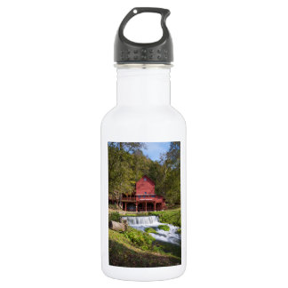 Hodgson Mill Portrait Stainless Steel Water Bottle