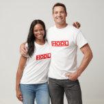 Hodl Stamp T-Shirt