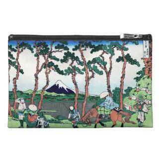 Hodogaya en el Tokaido Katsushika Hokusai