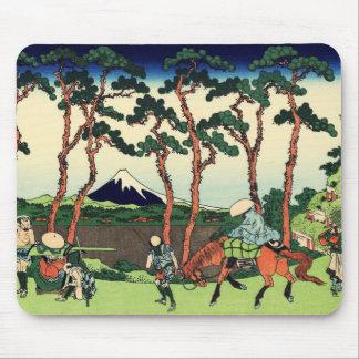 Hodogaya on the Tokaido Mouse Pad