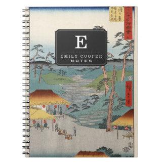 Hodogaya Spiral Notebook