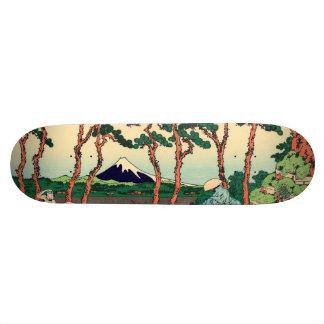 Hodogoya on the Tokaido Skateboard Deck