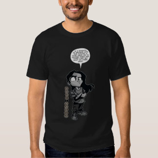Hod's Comic T-Shirt - Insanity