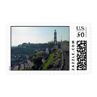 Hoe Approach & Smeaton's Tower, Plymouth Postage