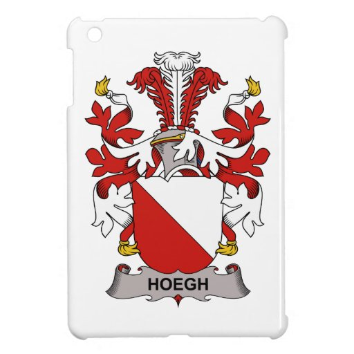 Hoegh Family Crest Cover For The iPad Mini