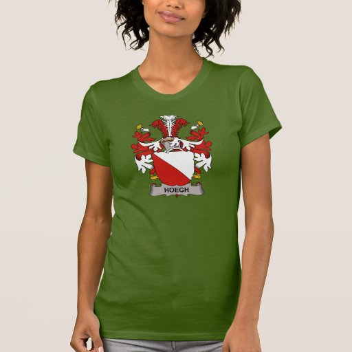 Hoegh Family Crest Tshirts