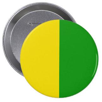 Hoeilaartvlag, Belgium Pinback Buttons
