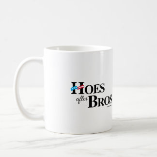 Hoes after Bros -- Anti Hillary png.png Coffee Mugs
