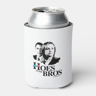 Hoes after Bros -- Hillary and Obama Can Cooler
