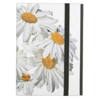 hoesje with margrietjes case for iPad air