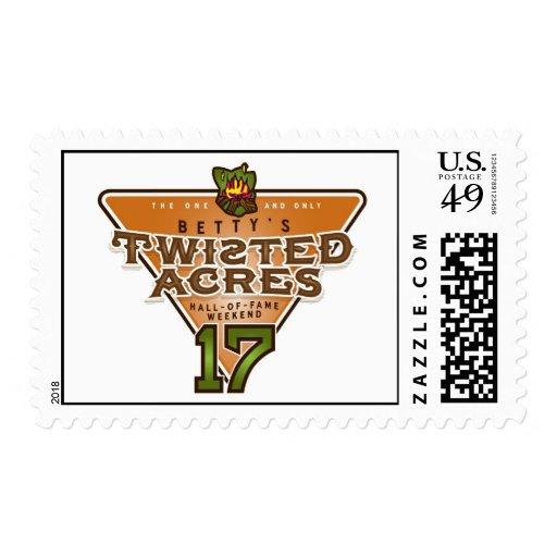 HOF17 postage stamps
