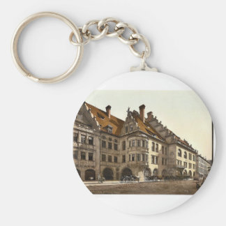 Hofbrauhaus, Munich, Bavaria, Germany classic Phot Keychains