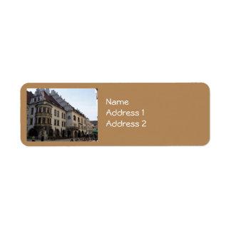 Hofbräuhaus (Munich) Label