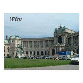 Hofburg Tarjeta Postal
