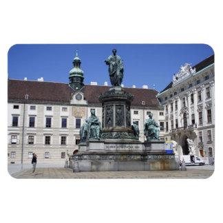 Hofburg, Vienna Austria Rectangular Photo Magnet