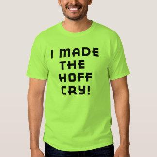Hoff Cry T-Shirt