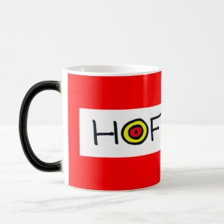 HOFFARD 11 OZ MAGIC HEAT Color-Changing COFFEE MUG