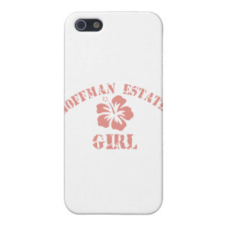 Hoffman Estates Pink Girl iPhone 5/5S Case