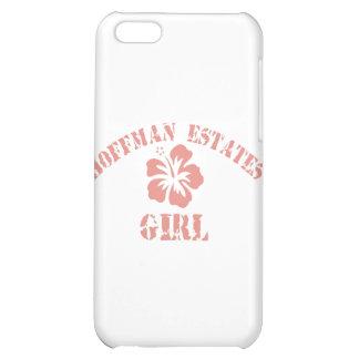 Hoffman Estates Pink Girl iPhone 5C Case