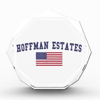 Hoffman Estates US Flag Award