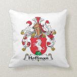 Hoffman Family Crest Pillows