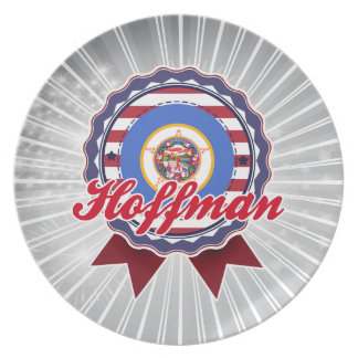 Hoffman, manganeso plato de cena