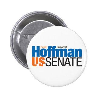 Hoffman para el botón de Illinois Pin
