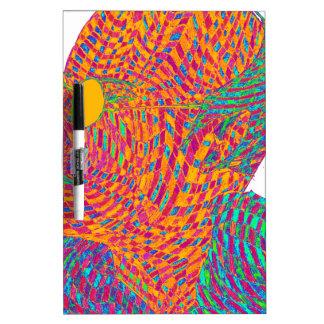 hoffman/savarkar dry erase board