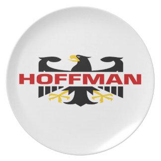 Hoffman Surname Plates