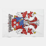 Hoffmeister Family Crest Kitchen Towels