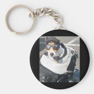 Hog Dog Keychain