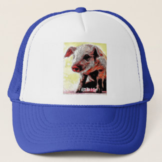 Hog Hat * Art by 1 Guy