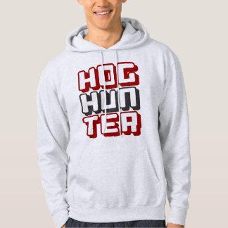 HOG HUNTER - I'm A Skilled Wild Pig Shooter, Red Hoodie