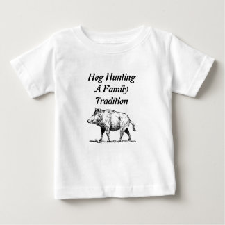 Hog Hunting A Family Tradition Tees