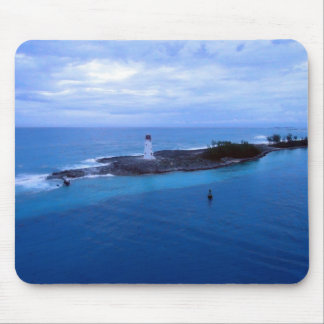 Hog Island Light Mouse Pad
