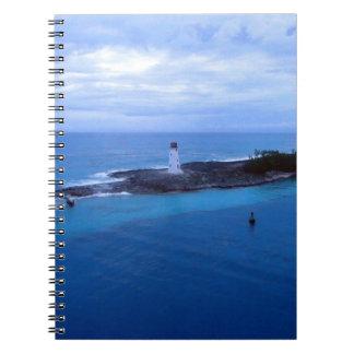 Hog Island Light Notebook